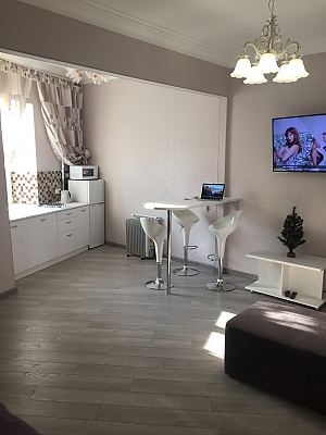 Apartment after a renovation near Maidan, Monolocale, 003