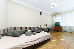 Economy-class apartment with high-quality cleaning on Livoberezhna, Monolocale, 001