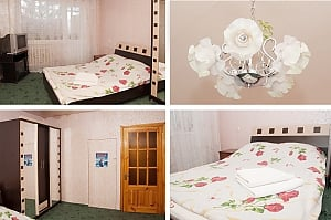 Like at home on Saltivka, Una Camera, 001