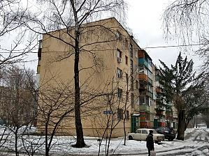 Like at home on Saltivka, Una Camera, 006