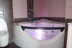 Apartment with Jacuzzi, Deux chambres, 003