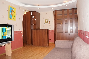 Apartment on Leninskiy Avenue, Dreizimmerwohnung, 003