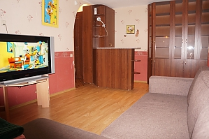Apartment on Leninskiy Avenue, Dreizimmerwohnung, 004