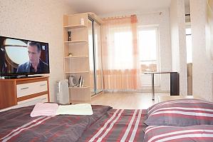 Современные апартаменты, 1-комнатная, 001
