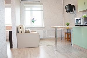Современные апартаменты, 1-комнатная, 003