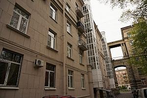 Апартаменты возле парка, 2х-комнатная, 007