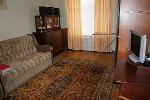 Apartment in area with good infrastructure, Un chambre, 003