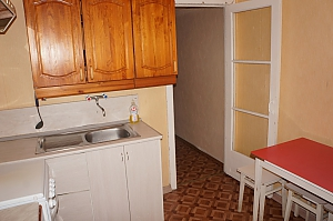 Apartment in area with good infrastructure, Un chambre, 010