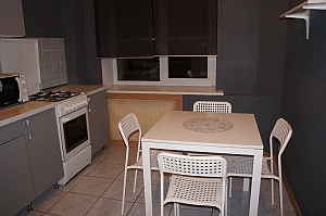 Apartment on Serpukhovskaya, 2-кімнатна, 004