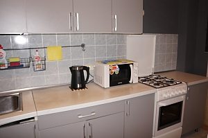 Apartment on Serpukhovskaya, 2-кімнатна, 011