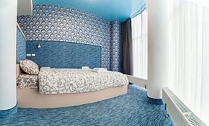 Панорамна квартира, 2-кімнатна, 001