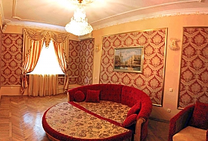Hight level apartment for VIP guest, One Bedroom, 003