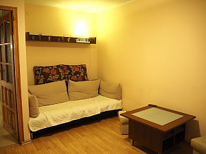 Apartment in the centre of Katowice (3213), One Bedroom, 001