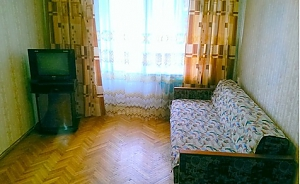 Затишна квартира біля клініки Шалімова, 1-кімнатна, 002