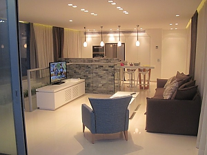Luxury penthouse in Tel Aviv, Trois chambres, 003