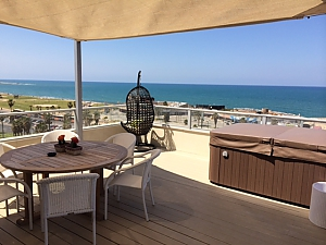 Luxury penthouse in Tel Aviv, Trois chambres, 004
