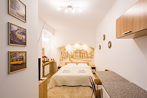 Stylish apartment in the city center, Studio, 004