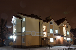Double room in the hostel with a gazebo at the entrance to Lviv, Monolocale, 026