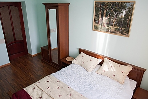 Double room in the hostel with a gazebo at the entrance to Lviv, Studio, 002