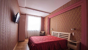 Town house with sauna and swimming pool, Two Bedroom, 001