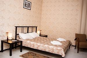 Номер комфорт з терасою, 1-кімнатна, 001
