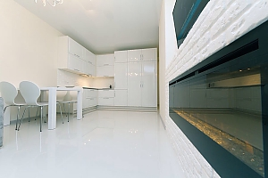 Modern apartment with jacuzzi, Un chambre, 003