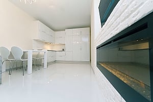 Modern apartment with jacuzzi, Zweizimmerwohnung, 003