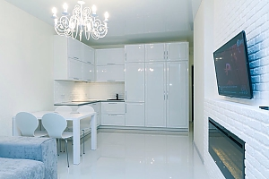 Modern apartment with jacuzzi, Zweizimmerwohnung, 004