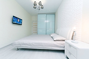 Modern apartment with jacuzzi, Zweizimmerwohnung, 001