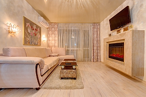 Luxury VIP apartment near Demiivska metro station, Un chambre, 001