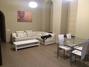 Apartment in the city center, Deux chambres, 012
