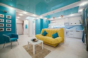 VIP apartment with a huge jacuzzi, Monolocale, 004