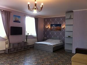 Апартаменты студио-люкс, 1-комнатная, 002