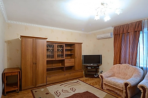 One-bedroom separate apartment near Palats Sportu, Zweizimmerwohnung, 004