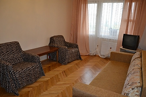 Apartment at Obolon, One Bedroom, 004