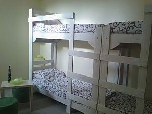 Місце в 8-місному номері в хостелі, 1-кімнатна, 001