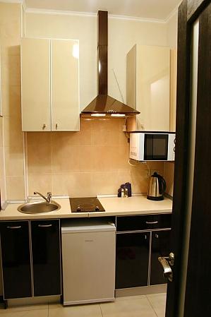 Apartment near Metrobudivnykiv metro station, Monolocale, 004