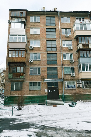 Cozy apartment on Pechersk, Deux chambres, 002