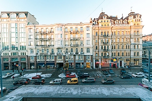 Cozy apartment in the center of Kiev, Un chambre, 003