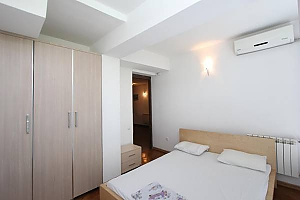 Apartment with a sauna and a swimming pool, Three Bedroom, 001