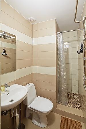 One-bedroom suite in apart hotel, Zweizimmerwohnung, 008