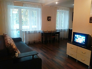 Luxury one-bedroom studio-apartment on Haharina avenue, Una Camera, 003