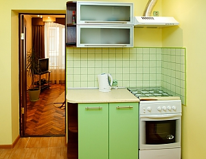 Cozy apartment in center of Lviv, Monolocale, 020