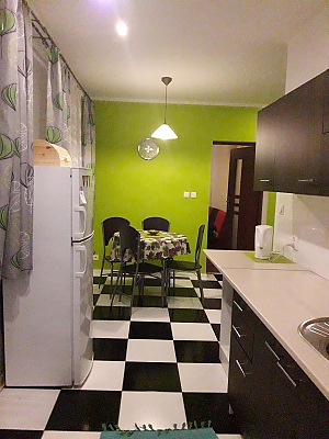 Apartment 3215, One Bedroom, 002