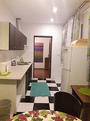Apartment 3215, One Bedroom, 011