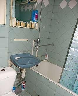 Квартира возле КиевЕкспоПлазы, 1-комнатная, 005