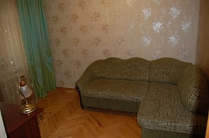 Apartment near Nyvky metro station, Two Bedroom, 004