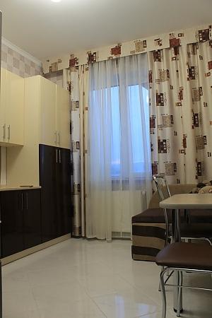 Квартира в новострое в центре Трускавца, 1-комнатная, 002