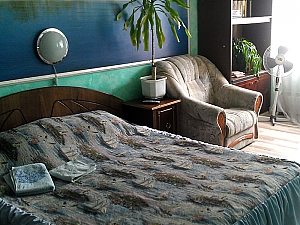 Однокімнатна квартира біля метро Академмістечко, 1-кімнатна, 002