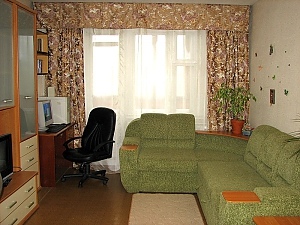 Studio apartment in 7 minutes from Akademmistechko metro station, Studio, 003